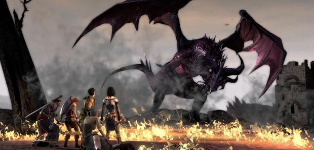 Dragon Age Inquisition Launch Trailer