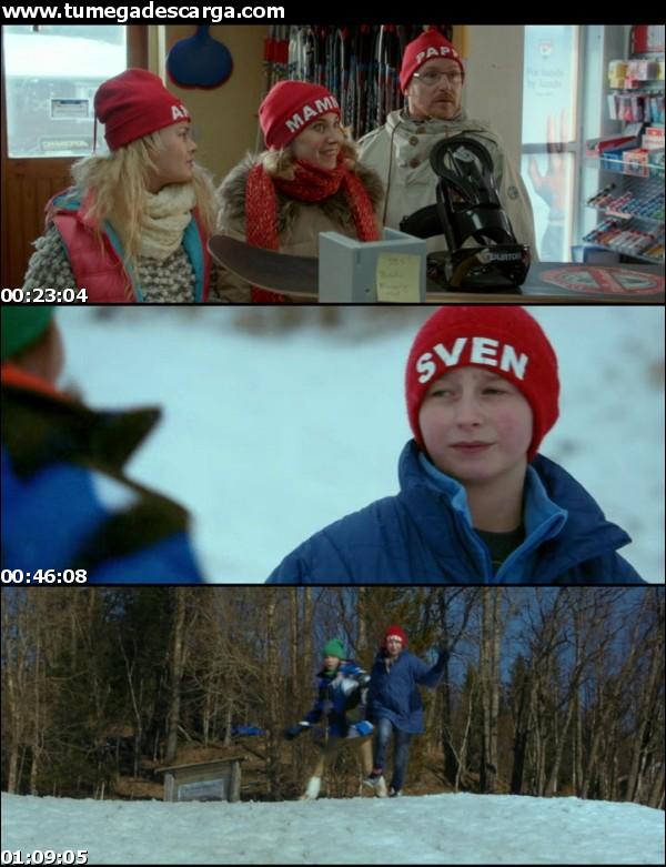 Los Andersson en la nieve (2014)