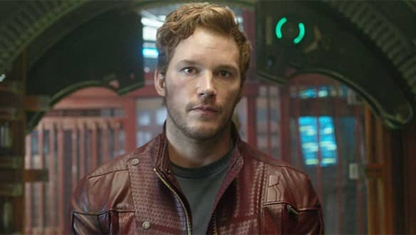 Chris Pratt berperan sebagai Peter Quill-Star-Lord - Guardians of the Galaxy Vol. 2