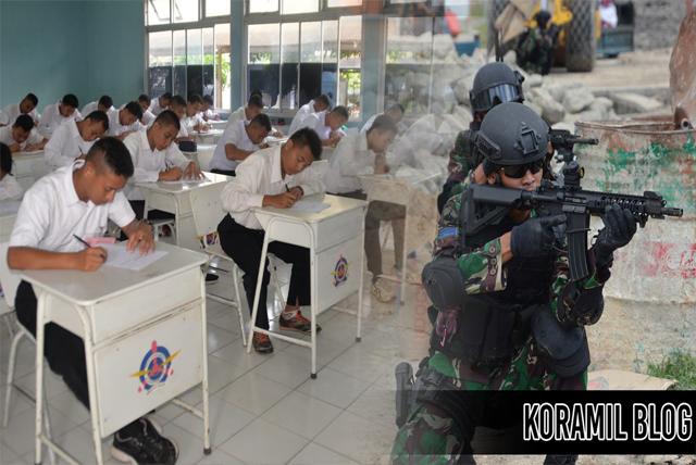Beginilah 7 Tips Dan Trik Lolos Psikotes TNI