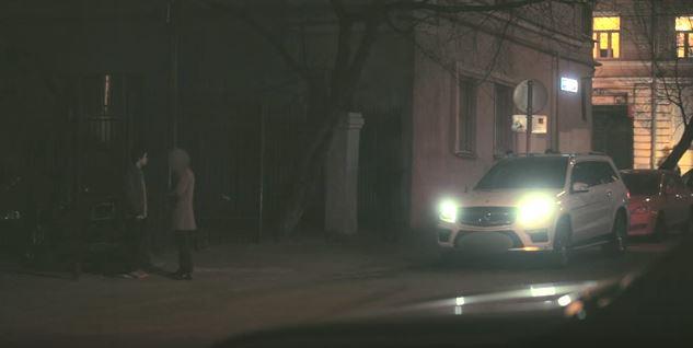 Вмашине ночью видео фото 803-862