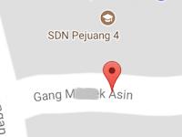 Bikin Heboh! Ada Gang di Bekasi Dinamai Alat Kelamin Wanita di Google Maps