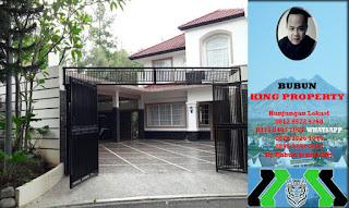 Rp.6.5 Milyar Dijual Rumah Mewah Full Furnis Posisi Hook Di Sentul City (CODE:295)