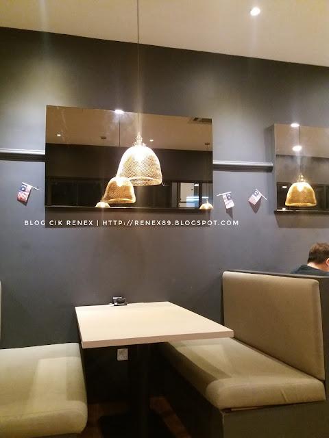 Review makan di Asiana Signature By Row Six Temerloh Pahang