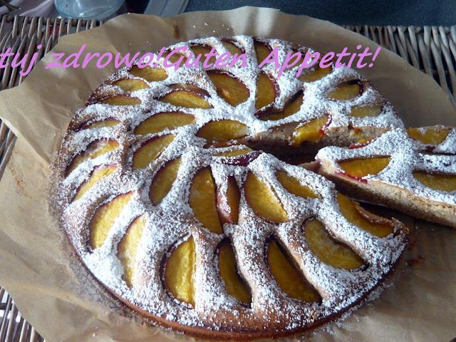 Pełnoziarniste ciasto z nektarynkami - proste - Czytaj więcej »
