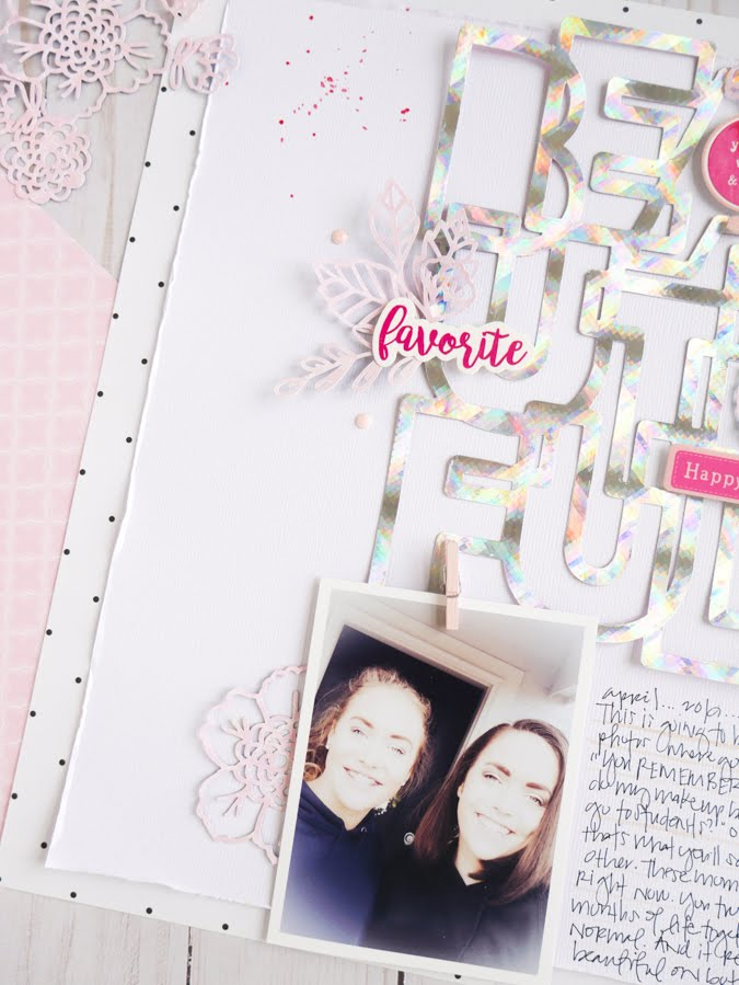 How To Rock the National Scrapbook Weekend by Jamie Pate for Paige Evans & Silhouette   @jamiepate for @paigeevans