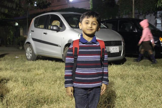 Sourajit Saha's Nephew Rick 20