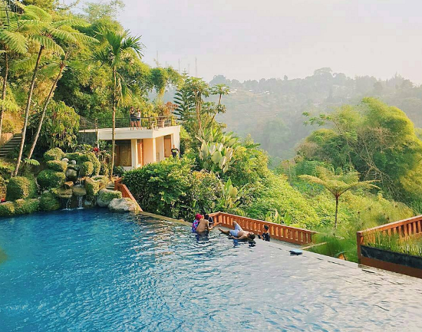 Wisata Bandung Barat SanGria Resort & Spa
