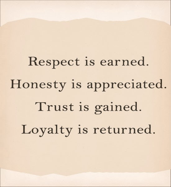 Truth And Trust Quotes: Trust And Loyalty Quotes. QuotesGram