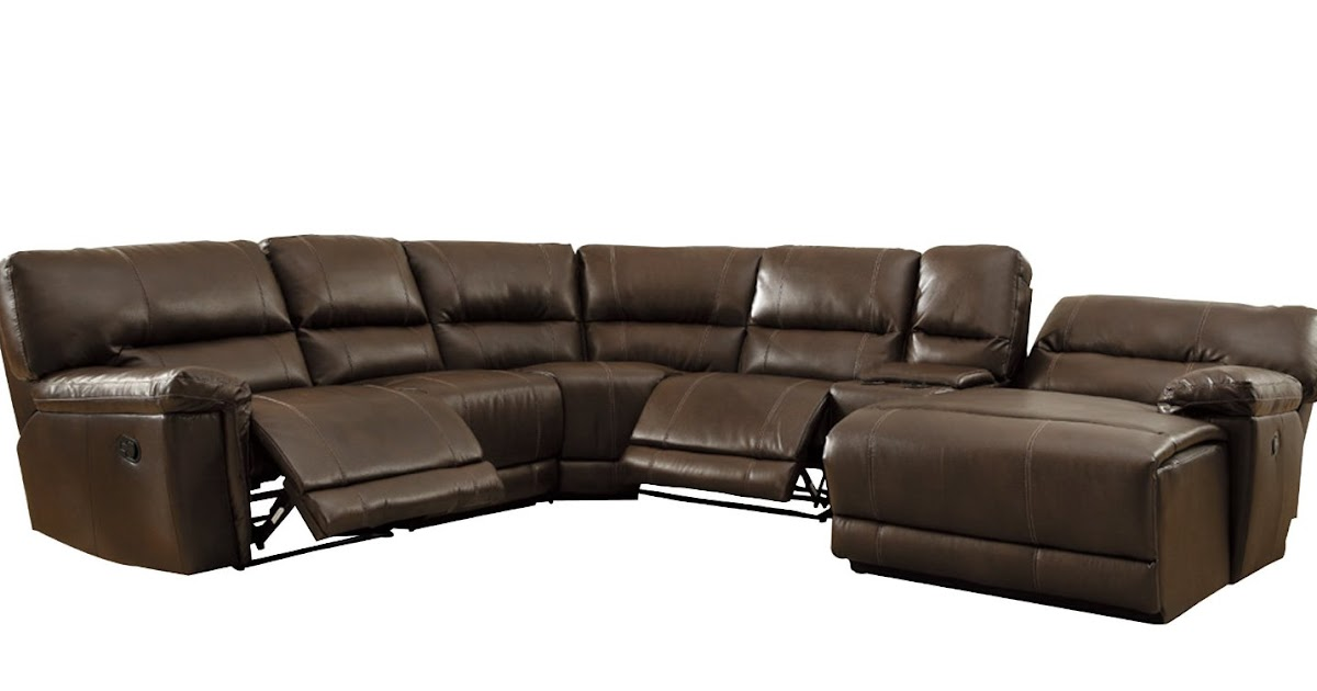 Sectional W Chaise Lounge