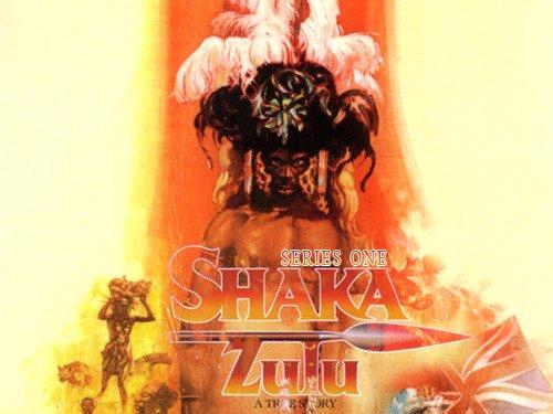 Poster de la serie Shaka Zulu