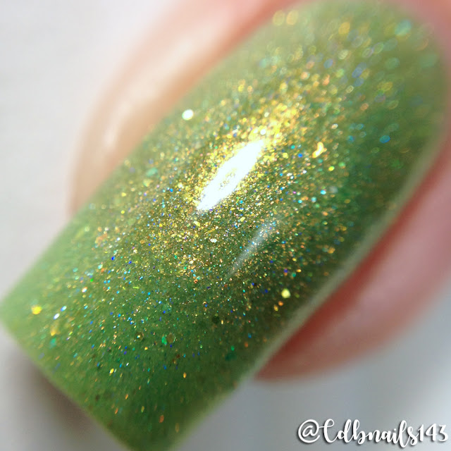 Ever After Polish-Candy Apple