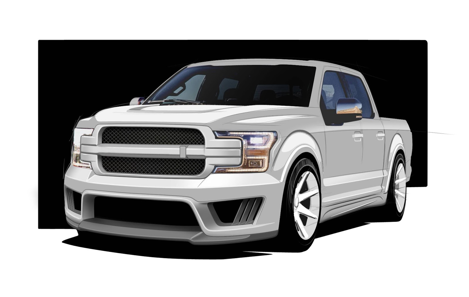 Saleen automotive highly respected for innovative high performance vehicles of all kinds returns to the truck market with the announcement of their new