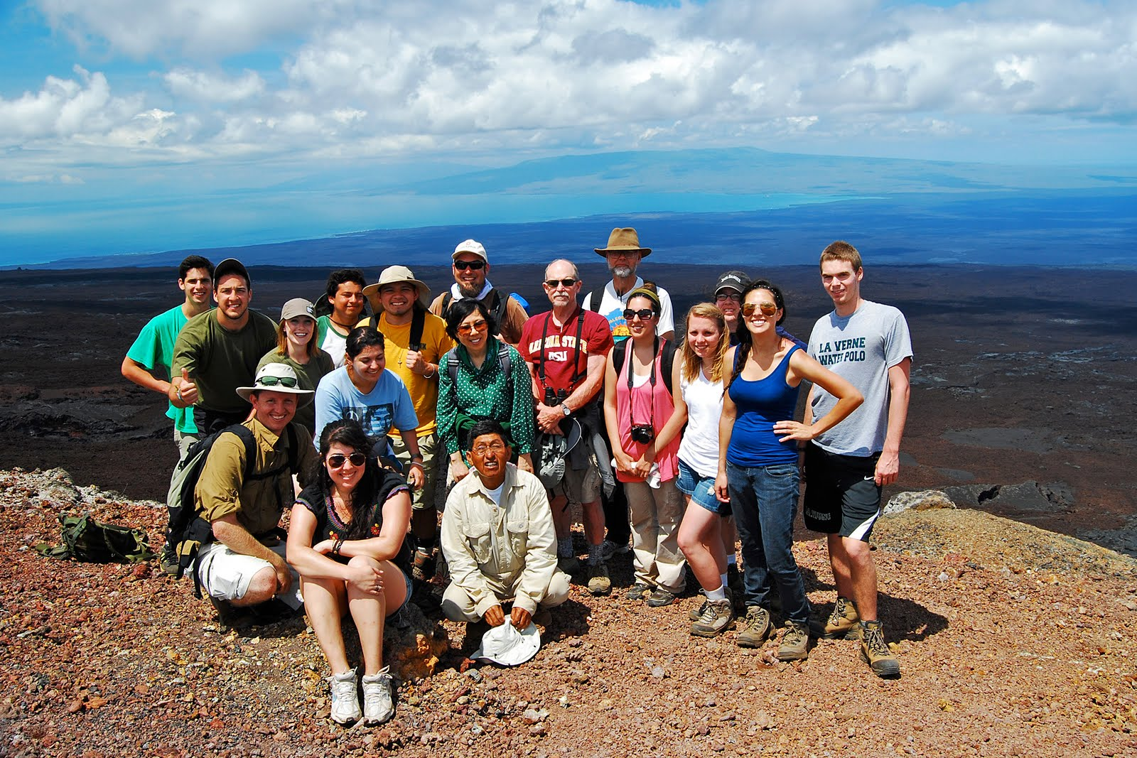 Study abroad in the amazing Galapagos Islands
