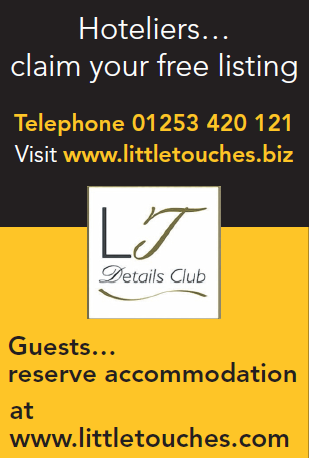 Claim your free listing on Little Touches ® Details Club