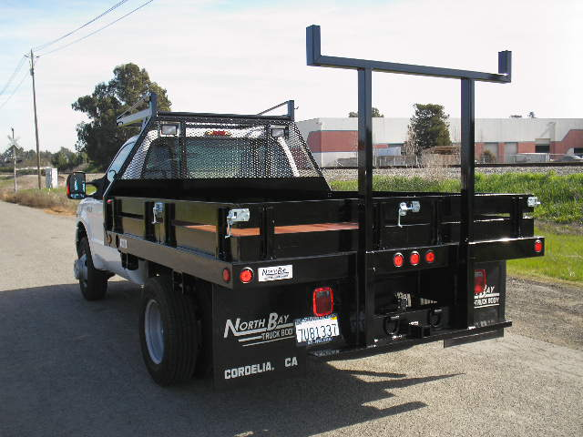Commercial Truck Success Blog 9 Custom Flatbed By North