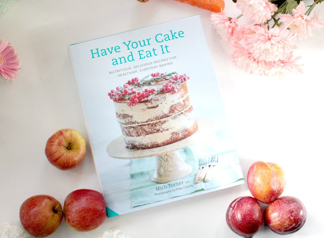 Have your cake and eat it recipe book