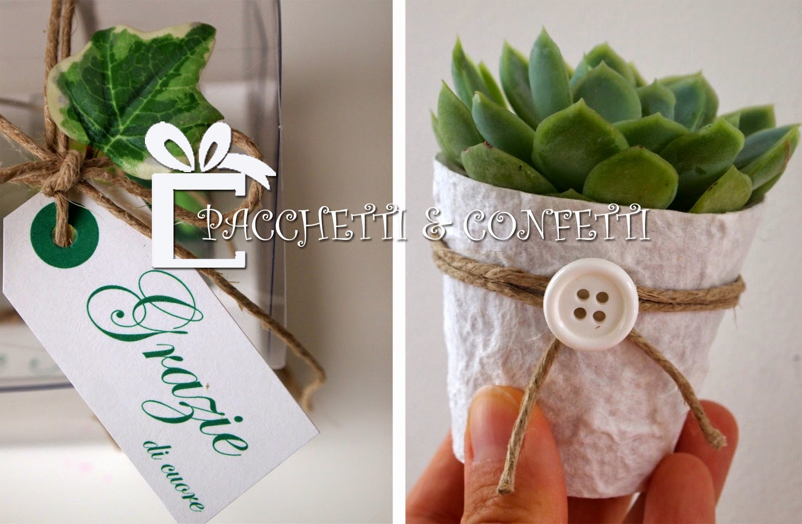 Eccezionale Pacchetti e Confetti: Wedding Shop PT78