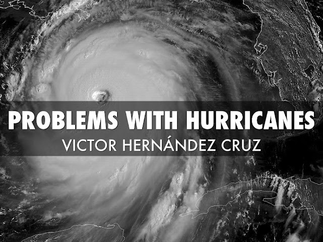 Problems with hurricanes summary