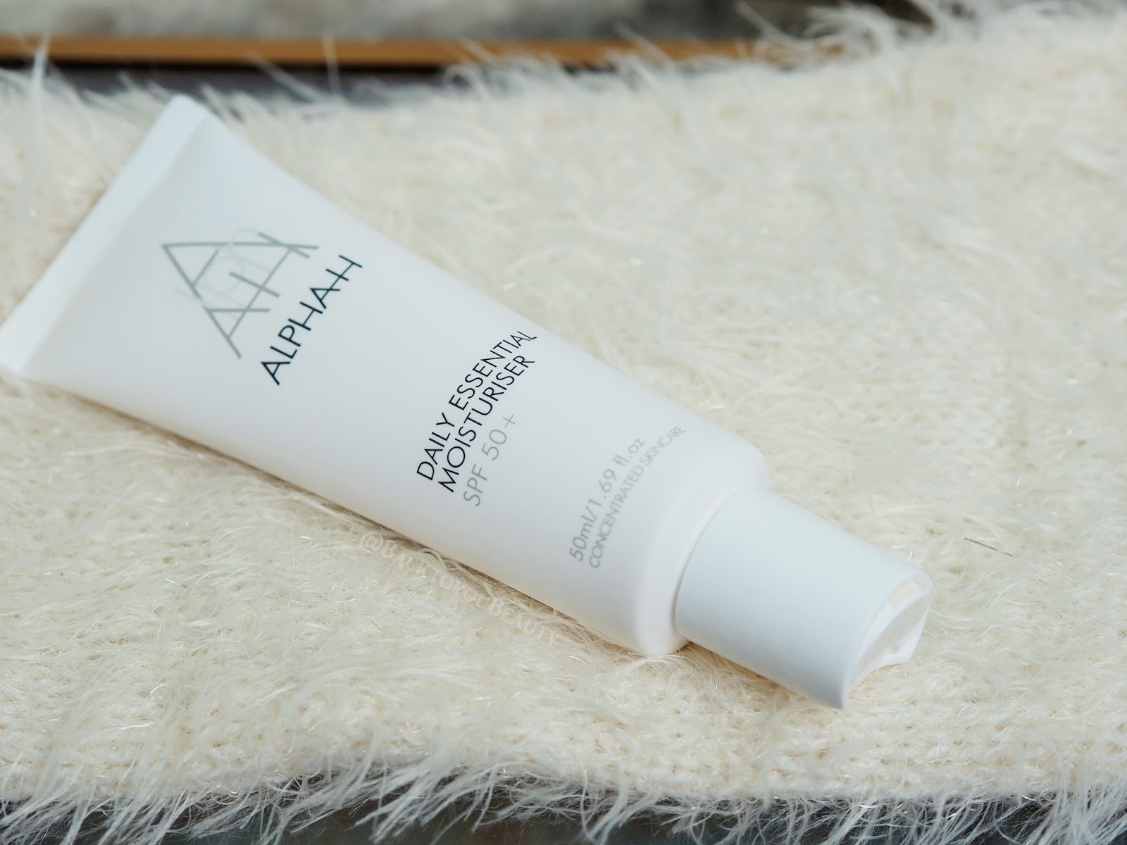 Alpha H Daily Essentials Moisturiser SPF50