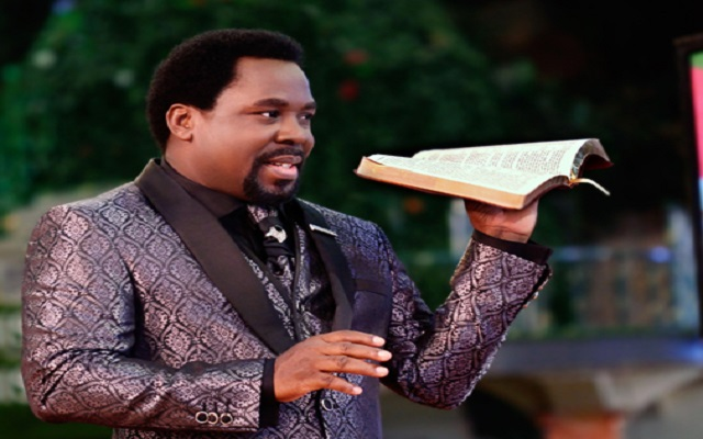 TB Joshua replies Critics on failed US election prophecy [Photos & Video]