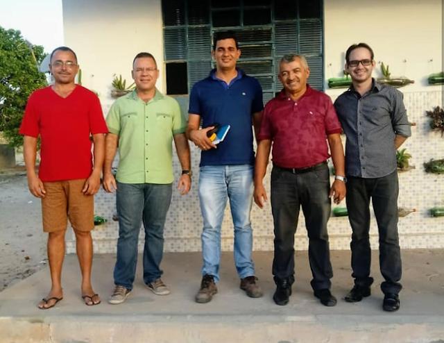 Escolas da rede municipal de ensino de Olho D'Água do Casado serão reformadas e ampliadas  em 2019