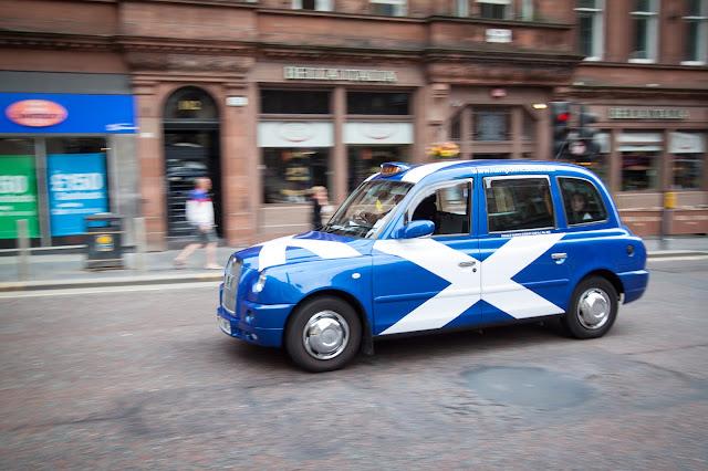 Taxi-Glasgow