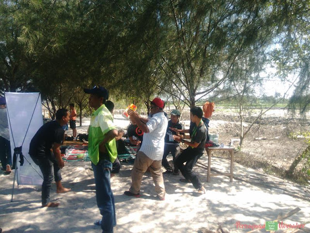 wisata mangrove bareng blogger medan