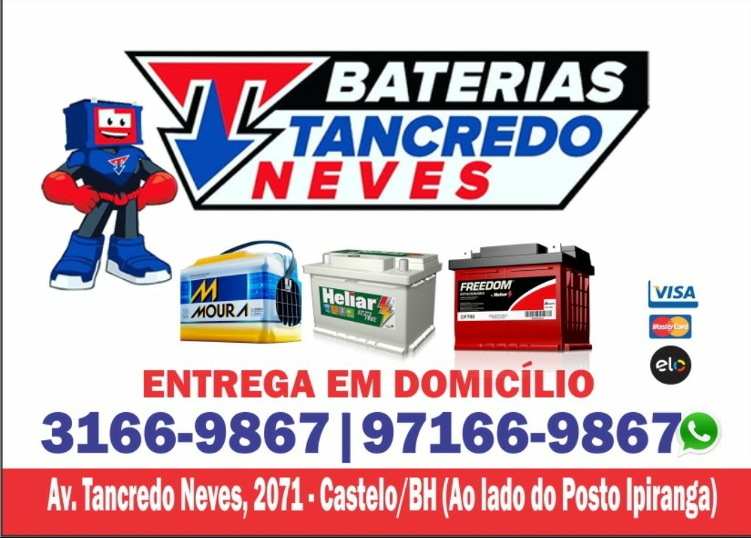 Baterias Tancredo Neves