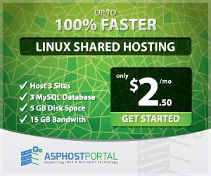http://asphostportal.com/Linux-Shared-Hosting-Plans
