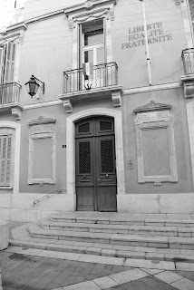 Porte Mairie Saint-Tropez