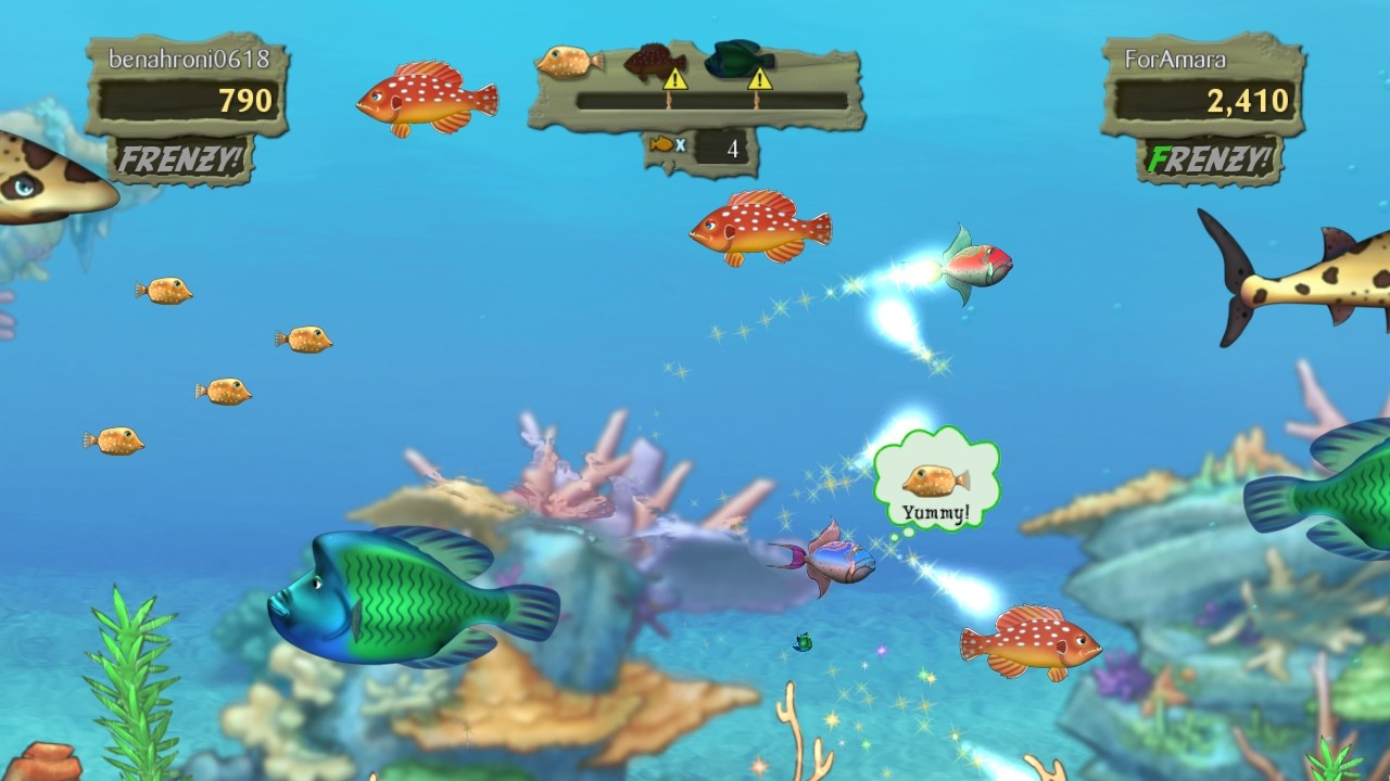 Feeding Frenzy Download Full Version Game