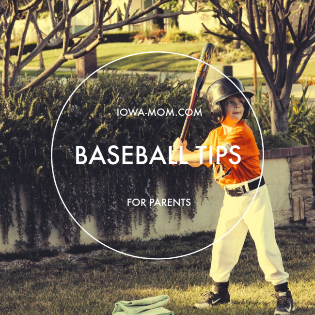 Baseball Tips for Parents