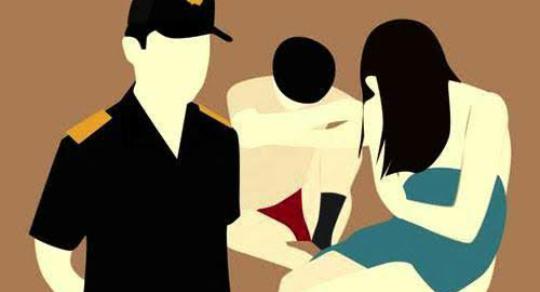 Ketahuan Aborsi,Sepasang Sejoli Di Tangkap Polsek Panakukkang