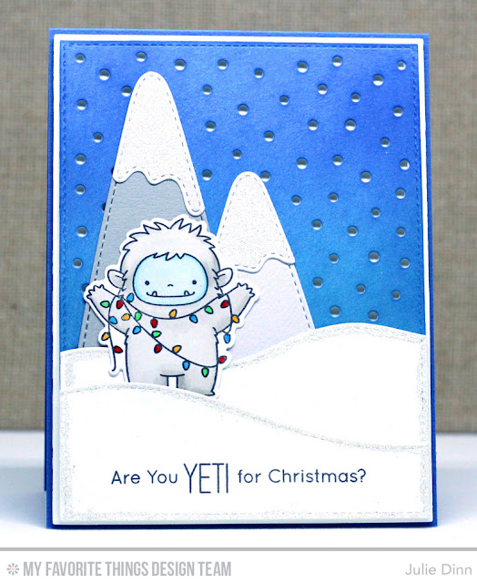 Kreative Jewels: Are You Yeti for Christmas?
