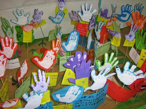 Día De La Paz 30 De Enero De 2007: En El Tren De La Ilusión: LA PAZ ES EL CAMINO