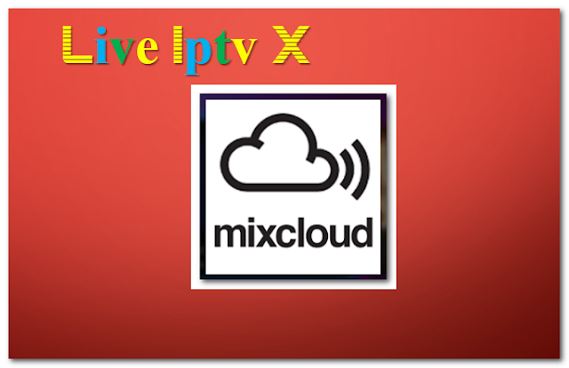 MixCloud music addon