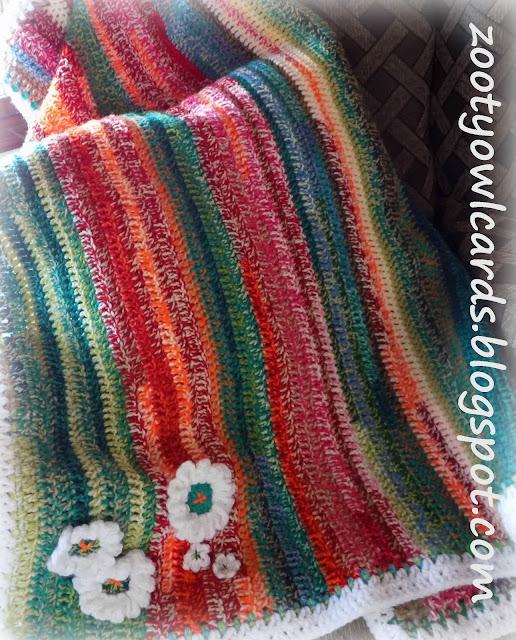 crochet with scraps