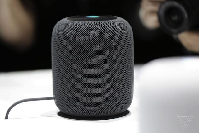 apple smart speaker