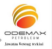 Kerja Kosong terkini Odemax