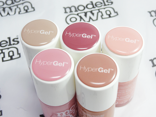 Models Own Dare To Bare HyperGel