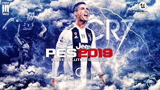 PES 2019 Mobile Official Kits Patch Android Best Graphics