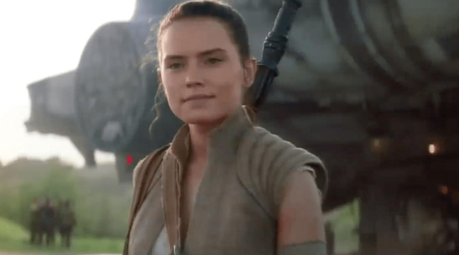 Rey: New Rey Action Figure Found At Walmart (Spoilers!)