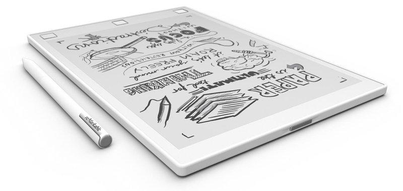 Tablet reMarkable - połączenie szkicownik, czytnika ebooków i notatnika