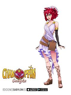 ChanPrin Galeyka