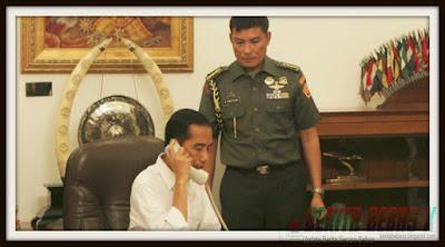 Jokowi, Presiden, Kejadian, Indonesia, PPATK di Istana, Istana Merdeka, Telepon,