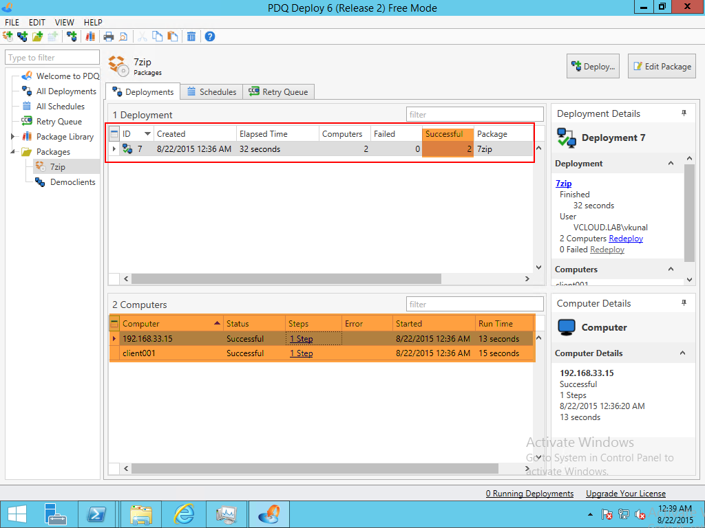 vGeek: Multiple ways to Install Software remotely on Windows