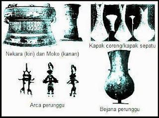 Hasil Kebudayaan Zaman Perunggu