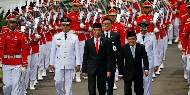 Presiden Jokowi minta Anies segera atasi banjir di DKI