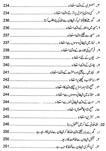 Index page 6 of Jadu ki Haqeeqat